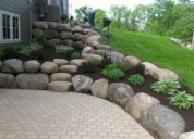 How to manage mulch and stone muskegon michigan