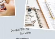 Dental billing services | health care services