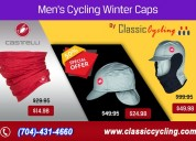 Winter clearance | big offer on castelli men caps