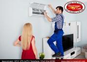 Air conditioning repair service in dallas.
