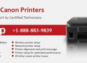 Canon printer customer support +1-888-883-9839