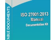 Iso 27001 manual - documentationconsultancy.com