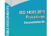 Iso 14001 procedures - documentationconsultancy.co