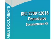 Iso 27001 procedures - documentationconsultancy.co