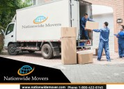 Affordable moving process- nationwide movers