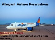 Book cheap flights tickets at allegiant airlines