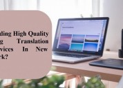 Finding high quality blog translation services