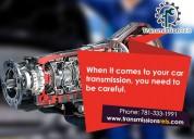 Auto transmission repair shop 781-333-0054 lynn
