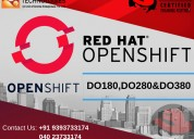 Red hat openshift online training at amritahyd.org