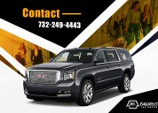 Book airport car or local taxi (732) 249-4443