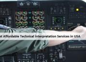 Get affordable technical interpretation services i