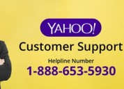 Yahoo customer support number 1-888-653-5930