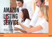 Vserve amazon listing services