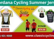 Men apparel - giordana cycling summer jersey
