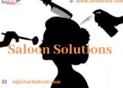 On demand saloon app solutions