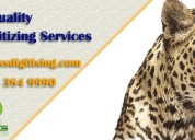 Embroidery digitizing and vector art $15