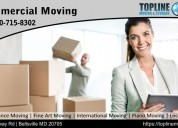 Commercial moving insurance md
