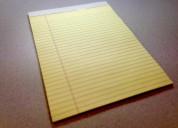 Stylish new wholesale legal pads