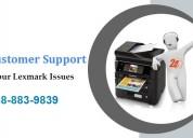 Lexmark printer support number +1-888-883-9839