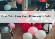 Grab third party payroll services in delhi