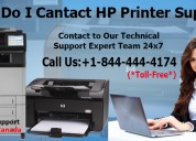 How can i get my hp printer online?