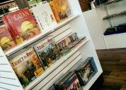 Level one game shop - board, table top & card game