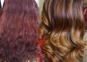 Which salon best for semi-permanent hair color