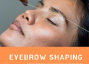 Eyebrow shaping at knoxville