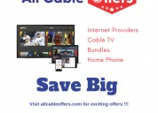 Allcableoffers - get the best internet & tv deals