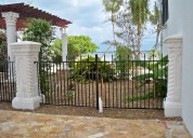 Fabritech is the best in ornamental fence in flori