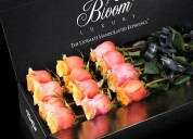 Next Day Roses Delivery Courtesy Of Bloom Luxury
