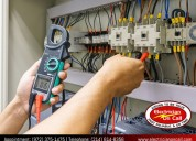 Electrical services near me - electrician on call