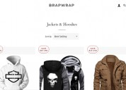Brapwrap world wide shipping site