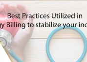 Best practices utilized in cardiology billing