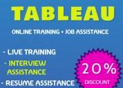 Tableau online training