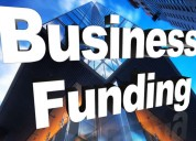 Be the revolution in business funding