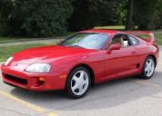 1994 toyota supra twin turbo 6-speed manual
