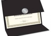Buy free customized certificate holders, certifica