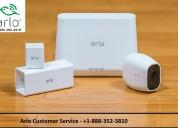 Netgear arlo customer support   +1-888-352-3810  