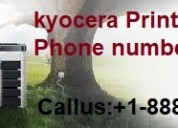 +1-888-597-3962 kyocera printer support number