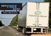 Interstate moving companies - nationwide movers
