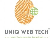 digital marketing  agency - uniqwebtech, usa