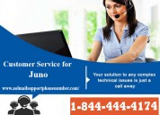 Juno support number +l844~444-4174 usa