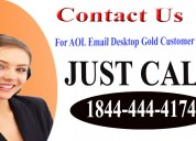 Dial 1844-444-4174 for install aol email desktop g