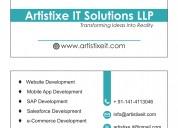 Best mean stack application development services i