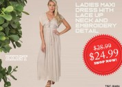 Trendy! stylish! adorable maxi dresses -existusa