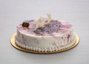 Rawan cake ice cream