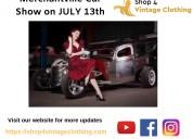 Merchantville car show on 13th july