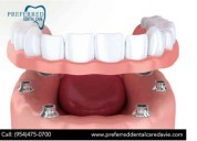 Dental restoration services with perfection