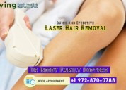Best laser hair removal in irving tx